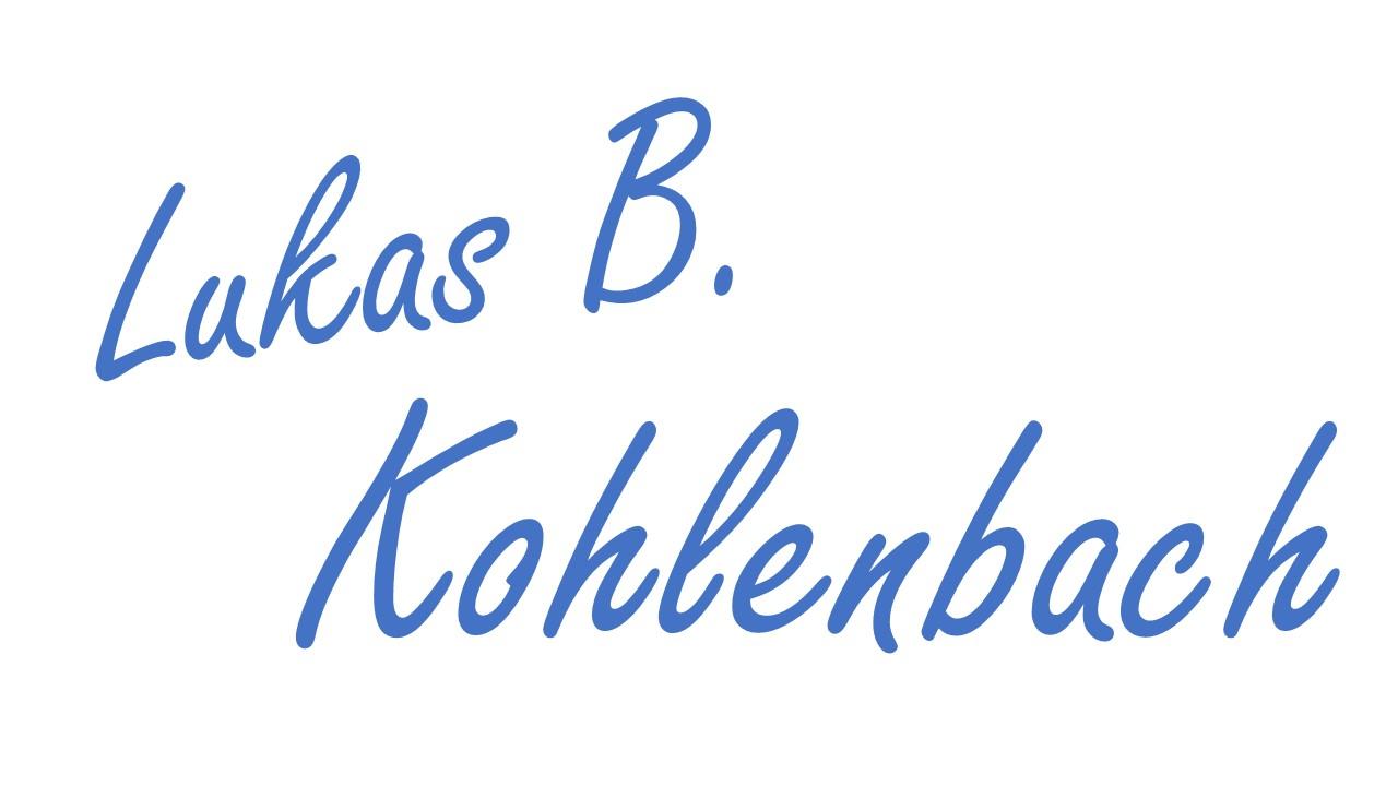 Lukas Kohlenbach